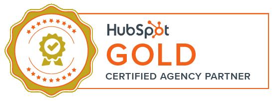 Vere HubSpot sertifioitu kultapartneri